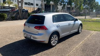 2013 Volkswagen Golf AU MY14 90 TSI Comfortline Silver 7 Speed Auto Direct Shift Hatchback.