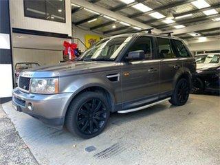 2007 Land Rover Range Rover Sport L320 TDV8 Grey Sports Automatic Wagon