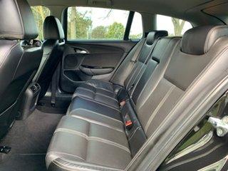 2015 Holden Commodore VF SS V Redline Black Sports Automatic Wagon