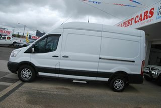 2014 Ford Transit VO MY14.5 350L LWB High Roof White 6 Speed Manual Van.