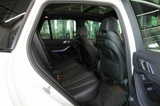 2019 BMW X5 G05 xDrive30d Steptronic M Sport White 8 Speed Sports Automatic Wagon