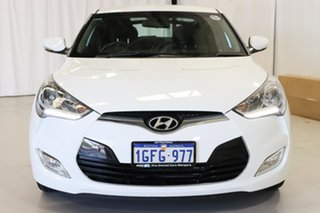 2016 Hyundai Veloster FS4 Series II Coupe D-CT 6 Speed Sports Automatic Dual Clutch Hatchback