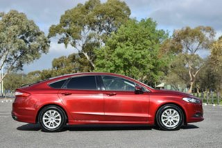 2015 Ford Mondeo MD Ambiente Red 6 Speed Sports Automatic Hatchback