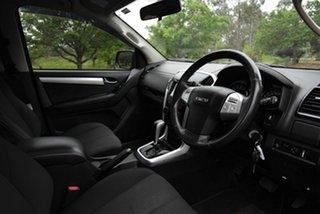 2017 Isuzu MU-X MY17 LS-M Rev-Tronic 4x2 Grey 6 Speed Sports Automatic Wagon