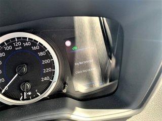 2020 Toyota Corolla ZWE211R SX E-CVT Hybrid Peacock Black 10 Speed Constant Variable Hatchback