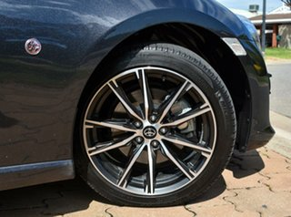 2016 Toyota 86 ZN6 GTS Grey 6 Speed Sports Automatic Coupe