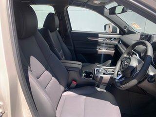 2021 Mazda CX-8 KG4W2A Touring SKYACTIV-Drive i-ACTIV AWD Platinum Quartz Metallic 6 Speed
