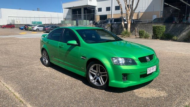 Used Holden Commodore VE MY08 SS Underwood, 2008 Holden Commodore VE MY08 SS Green 6 Speed Automatic Sedan