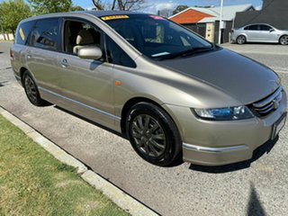 2005 Honda Odyssey 20 Gold 5 Speed Sequential Auto Wagon.