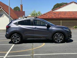 2019 Honda HR-V MY19 VTi-LX Grey 1 Speed Constant Variable Hatchback.