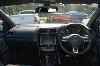 2013 Volkswagen Polo 6R MY14 GTi White 7 Speed Auto Direct Shift Hatchback