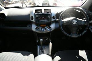 2010 Toyota RAV4 ACA33R 08 Upgrade Cruiser (4x4) Silver 4 Speed Automatic Wagon