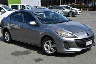 2012 Mazda 3 BL 11 Upgrade Neo Silver 5 Speed Automatic Sedan.