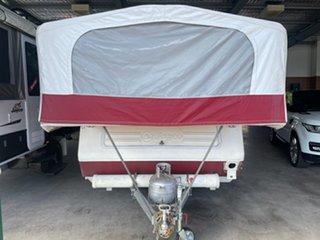 1998 Jayco Flamingo Caravan.