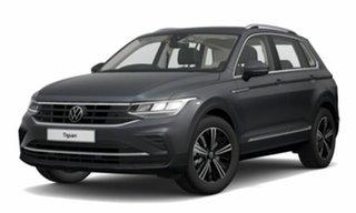2021 Volkswagen Tiguan 5N MY22 132TSI Life DSG 4MOTION Grey 7 Speed Sports Automatic Dual Clutch