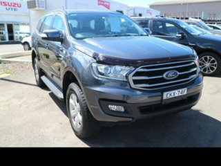 Ford  2018 MY SUV AMBIENTE . 3.2D 6SP RWD A.