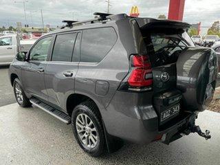 2017 Toyota Landcruiser Prado GDJ150R MY17 Kakadu (4x4) Grey 6 Speed Automatic Wagon