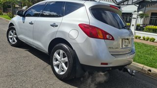 2009 Nissan Murano Z51 ST Silver Continuous Variable Wagon