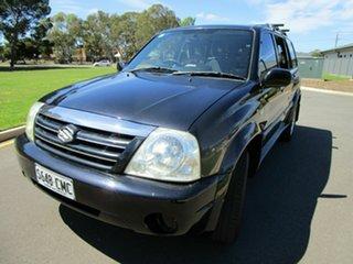 2003 Suzuki Grand Vitara Sports (4x4) Black 4 Speed Automatic Wagon.