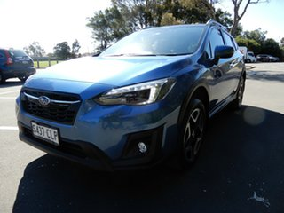 2019 Subaru XV G5X MY19 2.0i-S Lineartronic AWD Blue 7 Speed Constant Variable Wagon