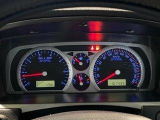 2006 Ford Falcon BF Mk II XR6 Black 6 Speed Sports Automatic Sedan