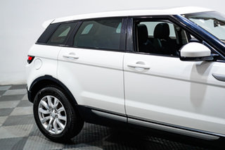 2015 Land Rover Range Rover Evoque L538 MY15 TD4 Pure White 9 Speed Sports Automatic Wagon