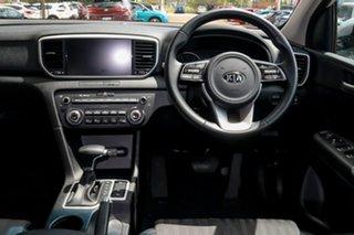 2021 Kia Sportage QL MY21 SX 2WD Silver 6 Speed Sports Automatic Wagon