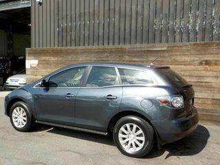 2010 Mazda CX-7 ER10L2 Classic Activematic Grey 5 Speed Sports Automatic Wagon