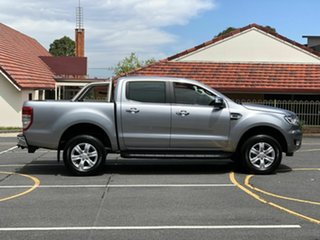 2019 Ford Ranger PX MkIII 2019.75MY XLT Silver 10 Speed Sports Automatic Double Cab Pick Up.