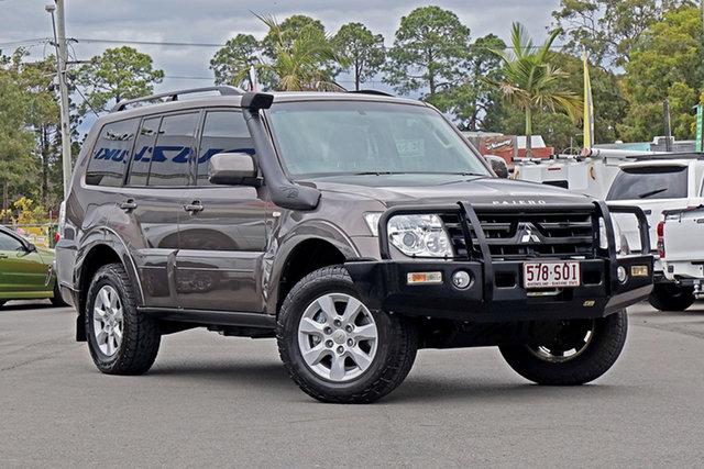 Used Mitsubishi Pajero NW MY12 GLX Chandler, 2012 Mitsubishi Pajero NW MY12 GLX Brown 5 Speed Sports Automatic Wagon