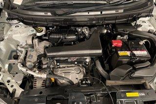 2019 Nissan X-Trail T32 Series II ST X-tronic 4WD White 7 speed Automatic Wagon