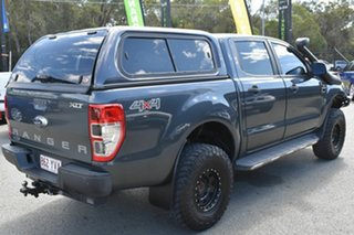 2016 Ford Ranger PX MkII XLT 3.2 (4x4) Grey 6 Speed Manual Double Cab Pick Up