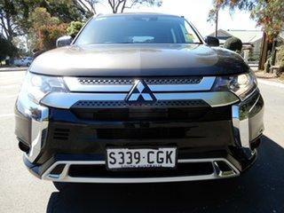 2020 Mitsubishi Outlander ZL MY20 ES AWD Bronze 6 Speed Constant Variable Wagon.