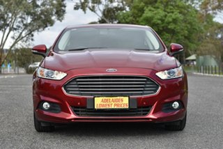 2015 Ford Mondeo MD Ambiente Red 6 Speed Sports Automatic Hatchback.