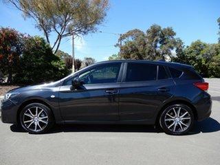 2018 Subaru Impreza G5 MY18 2.0i CVT AWD Dark Grey 7 Speed Constant Variable Hatchback