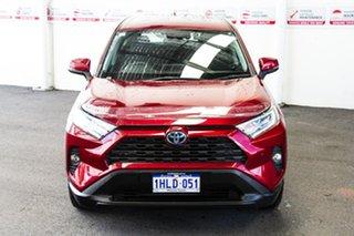 2019 Toyota RAV4 Axah52R GX 2WD Atomic Rush 6 Speed Constant Variable Wagon Hybrid.
