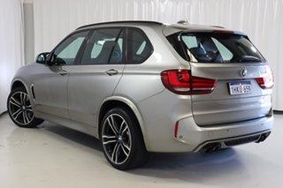 2017 BMW X5 M F85 Steptronic Grey 8 Speed Sports Automatic Wagon.