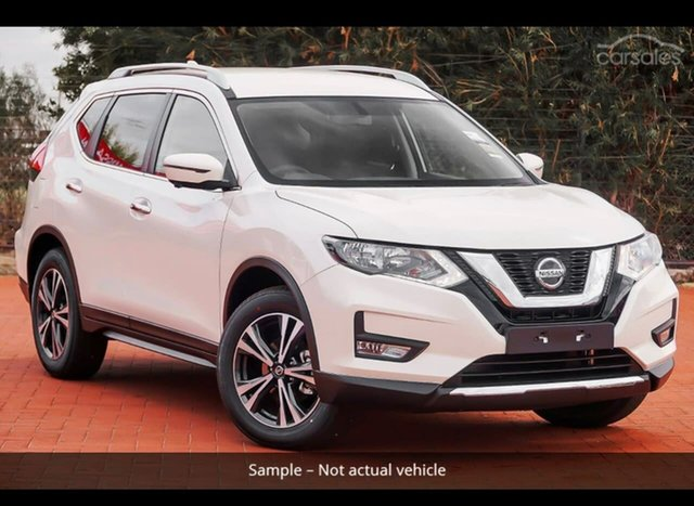 Demo Nissan X-Trail T32 MY21 ST-L X-tronic 2WD Blacktown, 2021 Nissan X-Trail T32 MY21 ST-L X-tronic 2WD Ivory Pearl 7 Speed Constant Variable Wagon