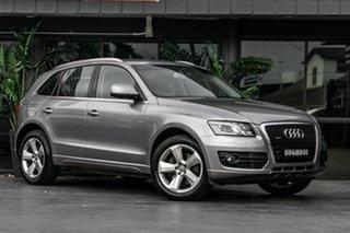 2012 Audi Q5 8R MY12 FSI S Tronic Quattro Grey 7 Speed Sports Automatic Dual Clutch Wagon.