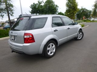 2005 Ford Territory SX TS Silver Sports Automatic Wagon
