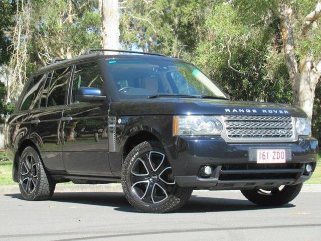 Used Land Rover Range Rover Vogue L322 11MY , 2010 Land Rover Range Rover Vogue L322 11MY Blue 6 Speed Sports Automatic Wagon