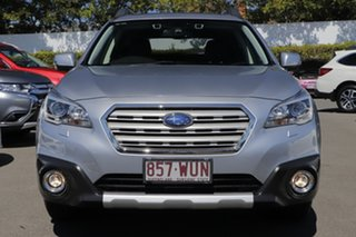 2016 Subaru Outback B6A MY16 3.6R CVT AWD Silver 6 Speed Constant Variable Wagon.