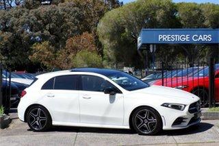 2019 Mercedes-Benz A-Class W177 800+050MY A180 DCT 7 Speed Sports Automatic Dual Clutch Hatchback.