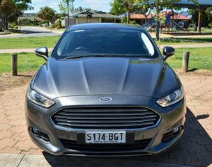 2015 Ford Mondeo MD Ambiente Grey 6 Speed Sports Automatic Hatchback