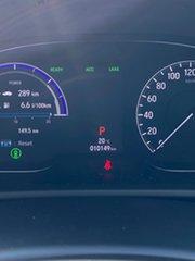 2019 Honda Accord 10th Gen MY19 VTi-LX E-CVT Silver 1 Speed Constant Variable Sedan Hybrid