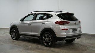 2020 Hyundai Tucson TL3 MY21 Highlander AWD Silver 8 Speed Sports Automatic Wagon.
