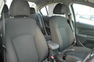 2016 Holden Cruze JH MY16 Equipe Silver 6 Speed Automatic Sedan
