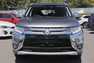 2018 Mitsubishi Outlander ZL MY18.5 LS AWD Titanium 6 Speed Sports Automatic Wagon.