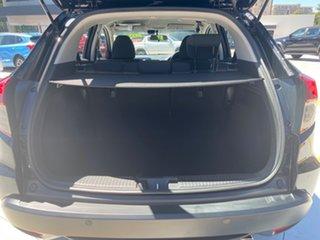 2020 Honda HR-V MY21 VTi-S Black 1 Speed Constant Variable Hatchback