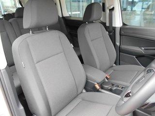 2021 Volkswagen Caddy SK MY21 TDI320 Maxi DSG Candy White 7 Speed Sports Automatic Dual Clutch Wagon